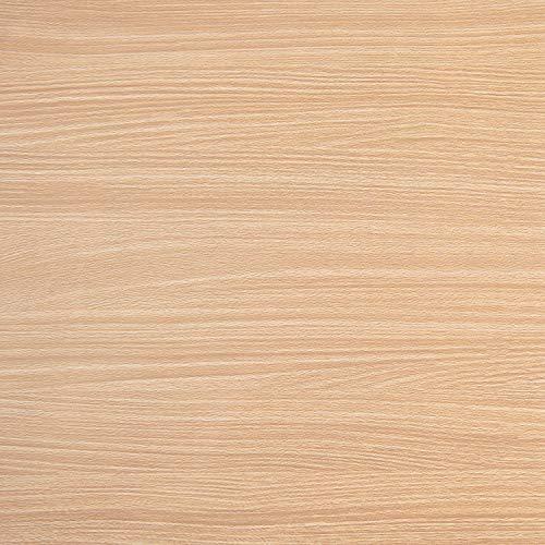 Symoden Kontaktpapier mit Holzmaserung, 45 x 200 cm, selbstklebend, Ahornholz, PVC-Kontaktpapier für Möbel, Schränke, Arbeitsplatten, Küche 17.7