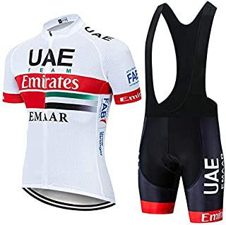 Cycling Sets - Team UAE Cycling Jerseys Bike Wear clothes Quick-Dry bib gel Sets Clothing Ropa Ciclismo uniformes Maillot ...