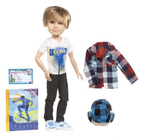 BFC, Ink. Large Boy Doll- CJ