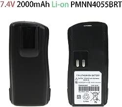 Walkie Talkie Battery for Motorola GP2000, GP2000S, SP66, P020, P030, CP125, VL130, AXU4100, AXV5100 Two Way Radio Battery