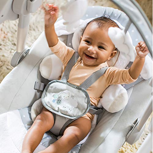 9 of the Best Baby Swing for Small Spaces (Apartments) 2021