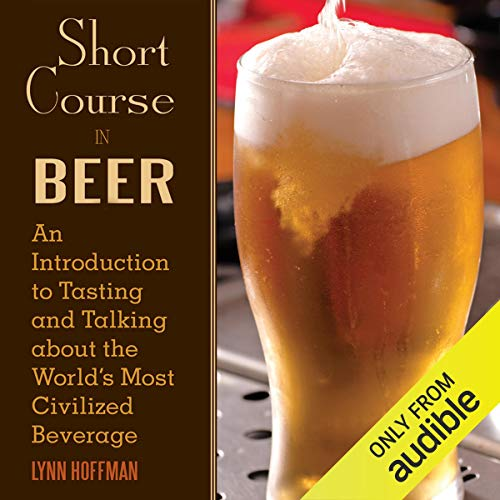 Page de couverture de Short Course in Beer