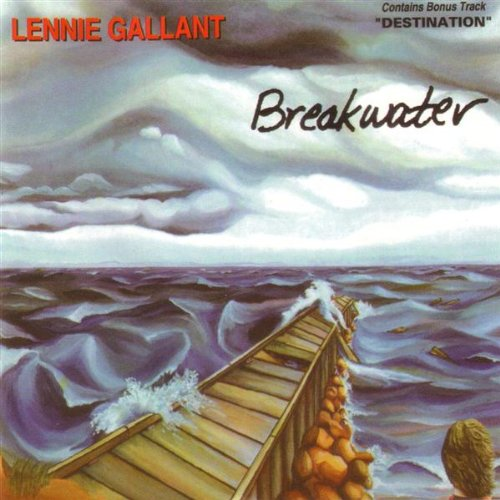 Destination (train Song/recorded Live) by Lennie Gallant on