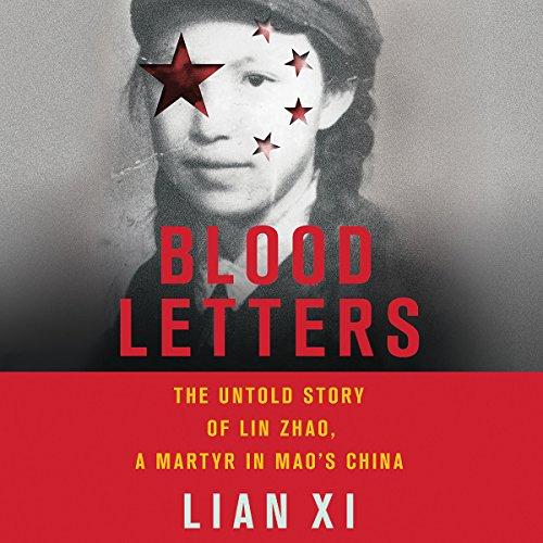 Couverture de Blood Letters