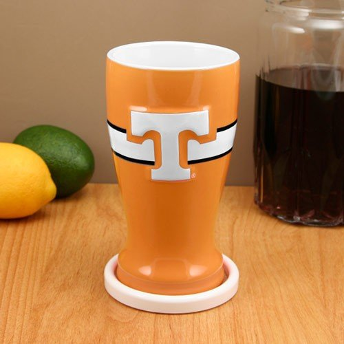 Tennessee Volunteers Tennessee Orange 16oz. Ceramic Pilsner