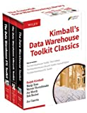 Kimball's Data Warehouse Toolkit Classics, 3 Volume Set by Ralph Kimball Margy Ross Warren Thornthwaite Joy Mundy Bob Becker Joe Caserta(2014-02-24)