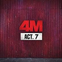 4MINUTE - [ ACT. 7 ] 7th Mini Album CD+23p Booklet+1p Photo Card K-POP Sealed