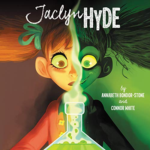 Jaclyn Hyde audiobook cover art