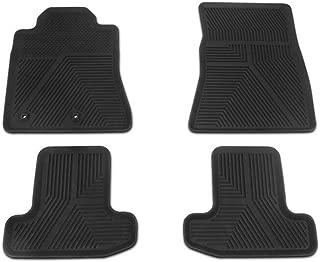 Velours Fußmatten dunkelgrau für FORD Mustang V ab`2010 Facelift