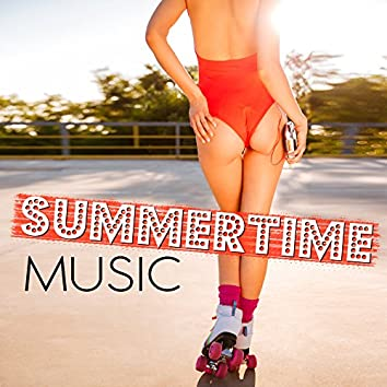 Summertime Music – Calming Chill Out Sounds, Stress Relief, Soothing Music, Beach Lounge