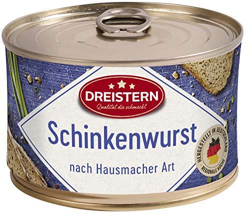 Dreistern Hausmacher Schinkenwurst, 400 g