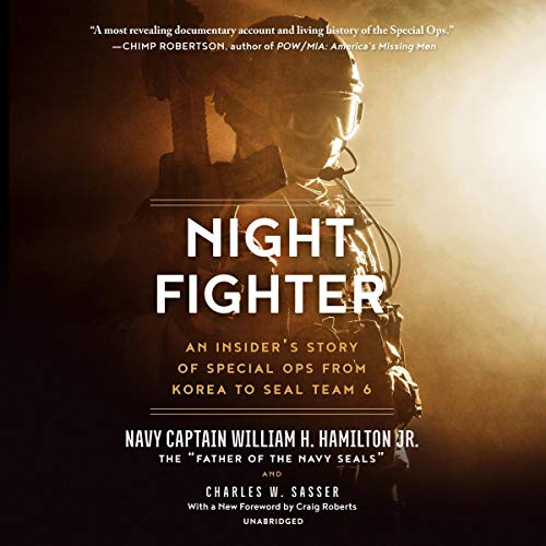 Night Fighter cover art