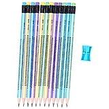 Kit de lápices, lápiz de dibujo Lápiz suave antideslizante Juego de lápices para estudiantes para dibujar y diseñar composiciones para artistas