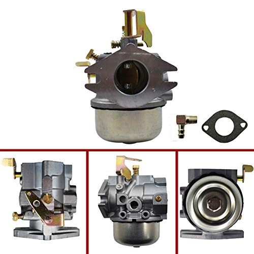 Autoparts New Carburetor CARB for Kohler K16 M16 16 HP Gas Cast Iron Engine Motor