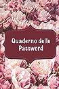 quaderno delle password: quaderno per scrivere password 100 pagine 6x9 internet password idea regalo
