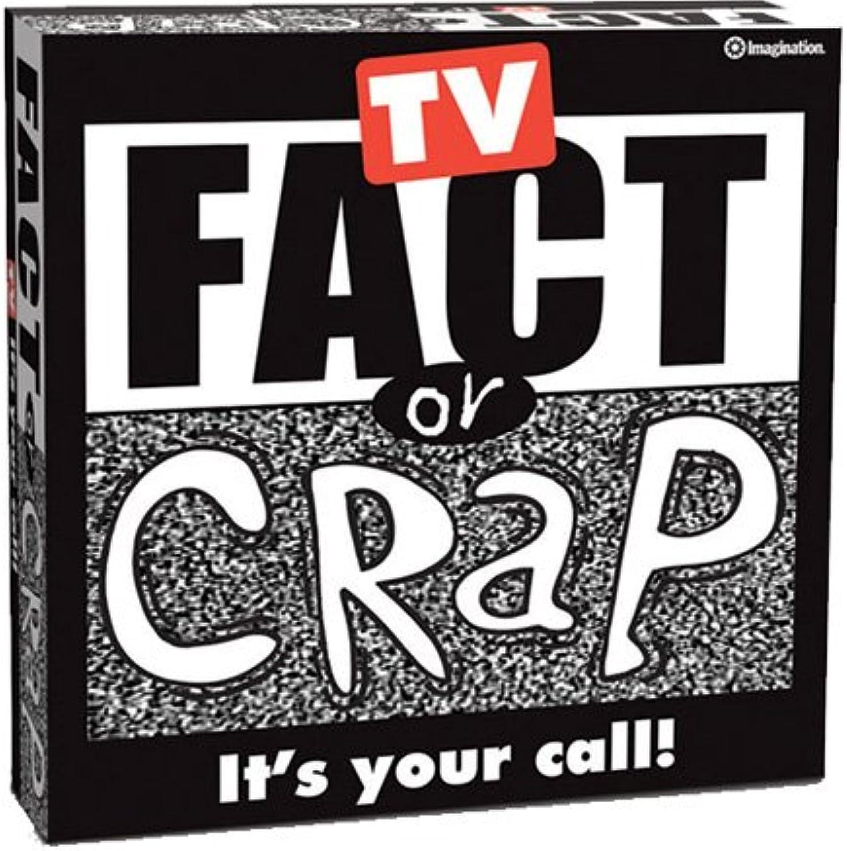 Fact or Crap  TV B0011ZOENM Lebhaft und liebenswert  | Perfekt In Verarbeitung