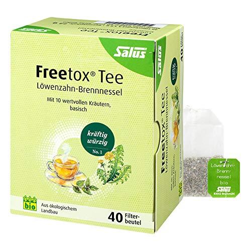 Freetox Tee Löwenzahn-bre 40 stk