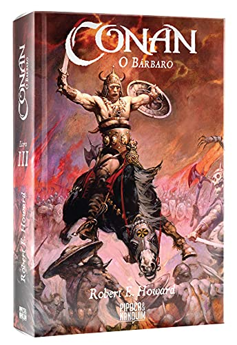 Conan, O Bárbaro - Livro 3 (exclusivo Amazon)