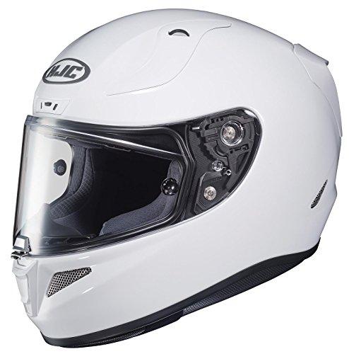 HJC RPHA 11 Pro Solid Casco (blanco, mediano)