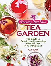 Image of Growing Your Own Tea. Brand catalog list of CompanionHouse Books.