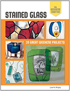 The Weekend Crafter: Stained Glass: 20 Great Weekend Projects