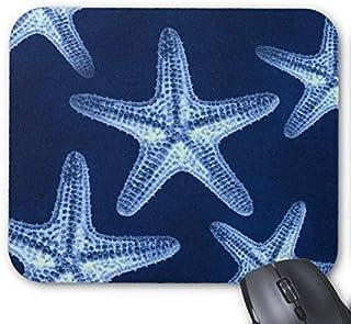 comprar comparacion Yanteng Cojín de ratón náutico Elegante lamentable rústico de Las Estrellas de mar