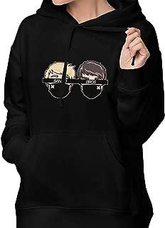 CI Sam Limited Edition Bando Bros Hoodie for Womens