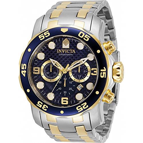 Invicta Pro Diver Chronograph Quartz Blue Dial Men's Watch 35135