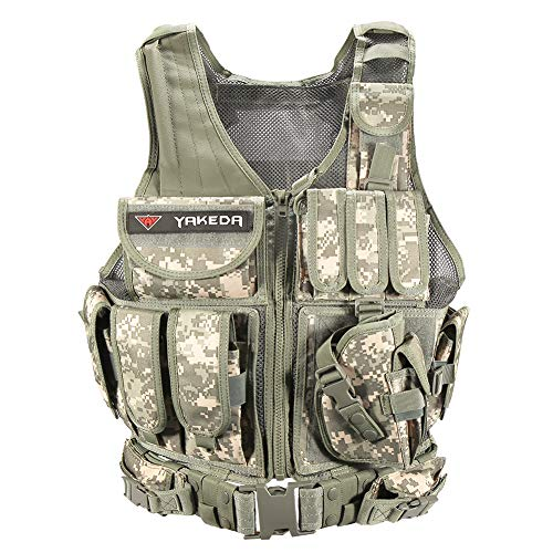 Yakeda Army Tactical Vest