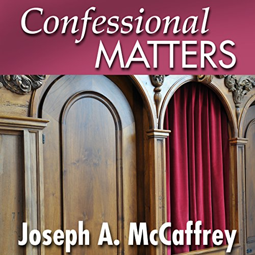 Confessional Matters audiobook cover art