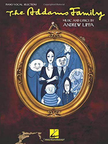 Andrew Lippa The Addams Family M...