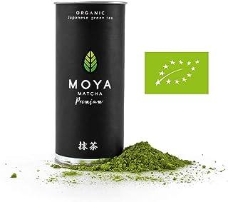 Moya Matcha Té Verde Orgánico Japonés En Polvo | 30g