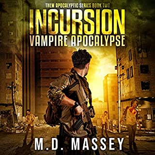 THEM: Incursion audiobook cover art