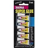 Super Glue 5/Pkg-.017oz