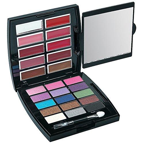Gloss! Palette de Maquillage 26 Pièces, Coffret Cadeau-Coffret Maquillage