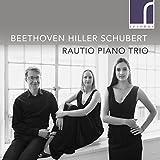 isabella rauti senato  Rautio Piano Trio Plays Beethoven & Hiller