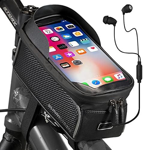Top 10 Best waterproof phone holders for iphone plus for bike mounting Reviews