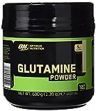 Optimum Nutrition Glutamine Suplemento para Deportistas, sin Sabor -...