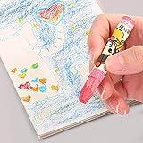 Shanrya Juego De Crayones De Ceras No Tóxicas, Pasteles Al óleo, para Principiantes