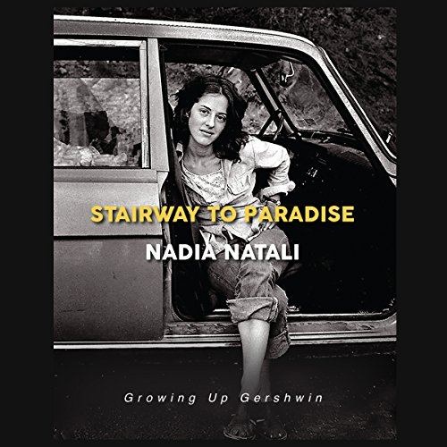 Stairway to Paradise audiobook cover art