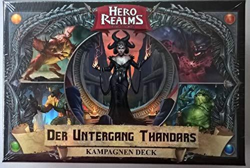 Hero Realms - Der Untergang Thandars - Kampagnen Deck Deutsch