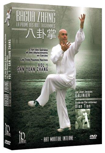 Bagua Zhang LA Paume des 8 TRIGRAMMES VOL.1