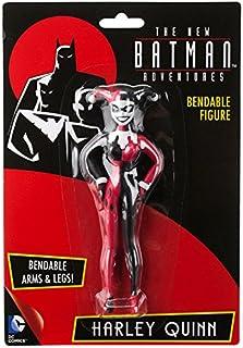 DC Comics(DCコミック)TNBA Harley Quinn(ハーレイ・クイン)5 inch Bendable Figure (フィギュア) [並行輸入品]