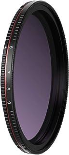 Freewell 82mm Filettato Hard Stop Variabile ND Filtro Giornata Luminosa 6 a 9 stop