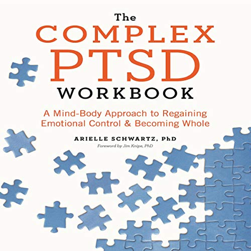 The Complex PTSD Workbook cover art