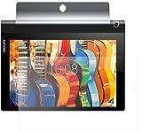 dipos I 2X Panzerfolie matt kompatibel mit Lenovo Yoga Tablet 3 (10 Zoll) Schutzfolie 9H Bildschirmschutz-Folie