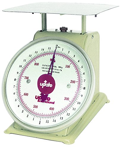 Update International (UP-72) 2 Lb Analog Portion Control Scale