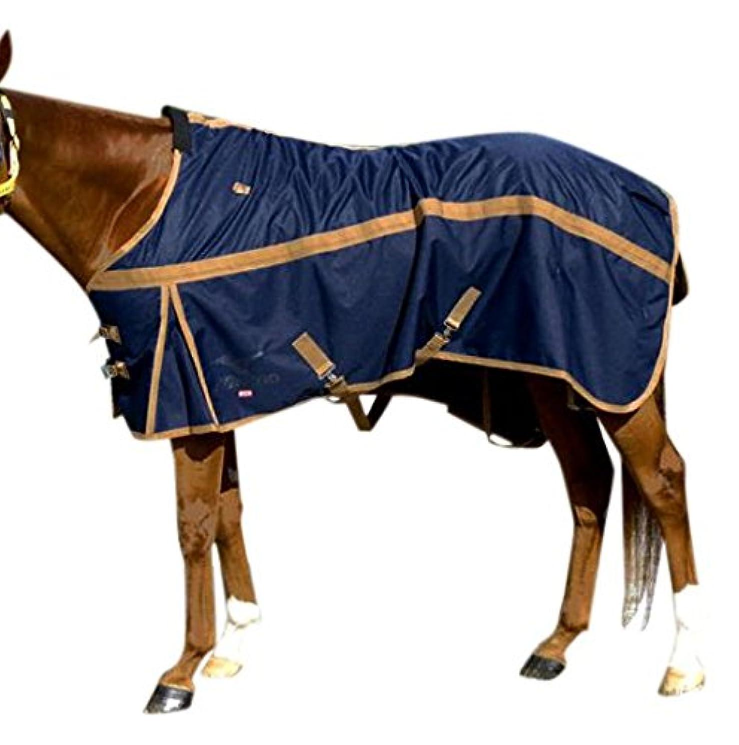 眠っている暗記する頭痛MIZUNO(ミズノ) 馬着 ブレスサーモ ヘビーウエイトラグ (上部/600D,下部/1200D) 32JT5G01