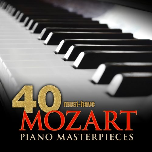 40 Must-Have Mozart Piano Masterpieces