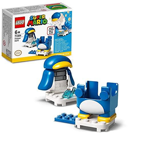 LEGO71384SuperMarioPackPotenciador:MarioPolar,SetdeExpansiónconTrajeInteractivo